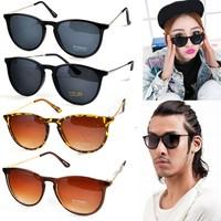 2014 New Fashion Unisex Sun Glasses Retro Designer Super Round Circle Sunglasses Glasses Goggles#7 SV000633
