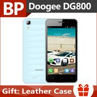Original Doogee VALENCIA DG800 4.5 Inch QHD IPS Mt6582 Quad Core Android 4.4 Mobile Cell Phone 1GB RAM 8GB ROM 8MP CAM In Stock