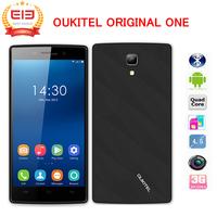 4.5'' OUKITEL ORIGINAL ONE O901 Android4.4 KitKat  Mobile Phone MTK6582 Quad Core 512MB/4GB  WCDMA OTG OTA GPS 480*854 free gift