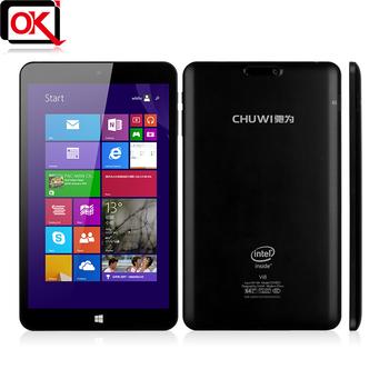 В наличии 8 дюймов Chuwi Vi8 двойной загрузки Intel Z3735F четырехъядерный планшет PC 2 ГБ 32 ГБ Windows 8.1 и 4.4 BT4.0 HDMI