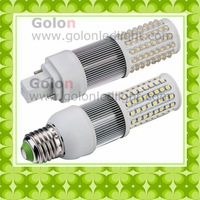 LED corn bulb 9w,7w,5w,4w,G24 LED PLC, 23-2,GX23-2,G24D,G24Q, E27,E26,B22 20pcs/lot, 3 years warranty, Fedex free shipping