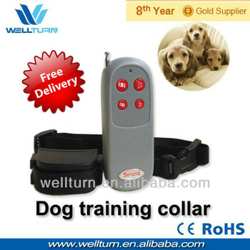 5PCS/LOT electronic remote control good dog training collar small dog training collar