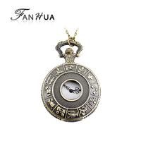Карманные часы на цепочке Vintage jewelry Cheap pocket watch
