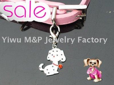 Ошейники и Поводки для собак M&P charmsdog 10pcs/lot , small animal игрушка головоломка для собак i p t s smarty 30x19x2 5см