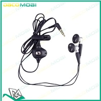 3.5mm Stereo Microphone Earphone For Blackberry 50Pcs/Lot China Post Free Shiping