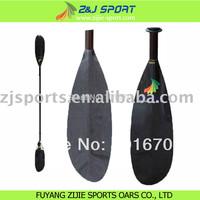 Carbon fiber Sea Kayak Paddle with oval shaft