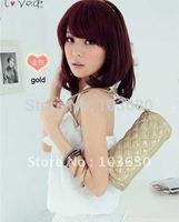 2014 NEW 10 colors Fashion PU Handbag Promotion Wholesale women Handbag lady handbag wallet Free Shipping BB-002