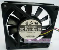8CM 109P0812M613 8020 12V 0.13A Cooling fan
