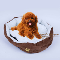 Pet bed /Dog bed /Cat bed Pet sofa waterproof non-woven fabric M size Retail sale Freeshipping