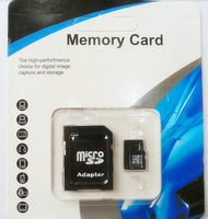 OEM MicroSD Micro SD TF Memory Card 4GB 8GB C4,16GB 32GB 64GB C10 Class 10 with Adapter&Package,Free Shipping