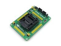 QFP144 LQFP144 STM32F10xZ STM32L1xxZ STM32F2xxZ STM32F4xxZ Yamaichi STM32 IC Test Socket Programming Adapter 0.5mm Pitch