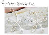Free Shipping/Fashion Earrings for Wedding Dress Alloy Earring Jewelry/Drop Ear Ring/Cloth Accessories/Girls Favorite