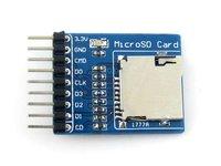 Micro SD Storage Board Memory Micro SD Module Development Board Supports SDIO SPI Interfaces Free Shipping