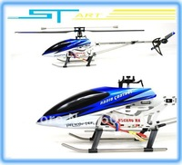 Free Shipping! 71CM Double Horse DH9104 rc Helicopter 3.5CH Single Blade Co-Axial RC Remote Control Heli W/ Gyro RTF DH 9104