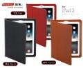 100% оригинал Yoobao Исполнительного кожаный чехол для iPad2 поддержки, и Спать Mode.100% реальных природных корова Гонк