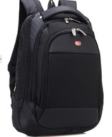 2014 new men dual-function 15 inch big sport backpack schoolbag computer laptop bag for women LF06772a