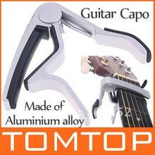 Гитара Capo.Made алюминиевого сплава серебра или черный цвет I59(China (Mainland))
