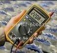 """Fluke 17B 2.6"""" LCD Digital Multimeter Meter"""
