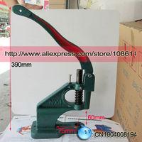 DIY hand press garment machine press machine  for fastener\snap\jeans button\rivet\air hole/ without die