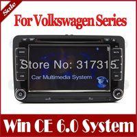 Auto Radio Car DVD Player GPS Navigation for VW Volkswagen Passat B6 B7 CC Golf w/ Bluetooth TV USB AUX MP3 Stereo Tape Recorder