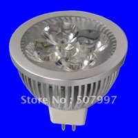 Competitive PRICE MR16 led spotlight 4W 12V G5.3 indoor lighting 400-440Lm Fastly factory shipping BILLIONS-LAMP