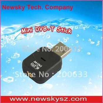 Mini USB DVB-T Receiver, Digital Signal USB 2.0 TV Tuner TV25T-1 Hongkong Post Free Shipping
