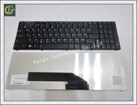 Russian Keyboard for  Asus K50 K50A K51 P50 K51 K60 K61 K50IN K62 K70 K70IJ F90 F90SV X5D X51 F52 F52A X5DC RU Black keyboard