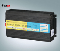 3000W Pure Sine Wave power inverter DC 48V to AC 230V50HZ 6000W/6KW peak power Free shipping