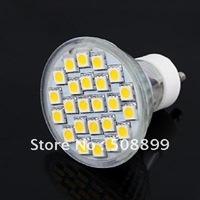 GU10 24 5050 SMD LED Spot Light Lamp Focus Bulb 110-220V New +Dropshipping