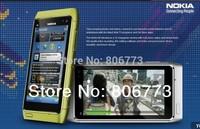 "Original NOKIA   N8 3G WIFI GPS 12MP Touchscreen 3.5"" Unlocked Mobile Phone 16GB Internal Free Shipping!!!"