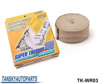 Tansky- BILLI** Thermal Wrap,exhaust insulating warp,header warp ,exhaust pipe warp (have stock) TK-WR03