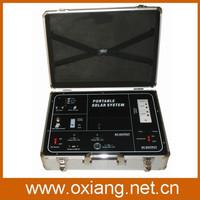 Cheaper!! FREE shipping!! Urgent case! 500w AC solar energy portable generator(SP500A) +34w  solar panel