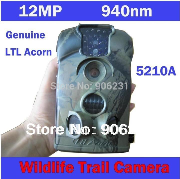 Free shipping!Original Brand Ltl Acorn 940NM Invisible LED 5210A Trail Hunting Camera(China (Mainland))