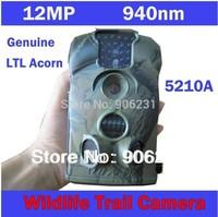 Free shipping!Original Brand Ltl Acorn 940NM Invisible LED  5210A Trail Hunting Camera
