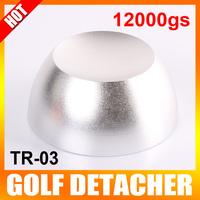 Golf Detacher Tag Security Tag Remover Super Magnetic Force Detacher hard detacher Eas System 12000GS