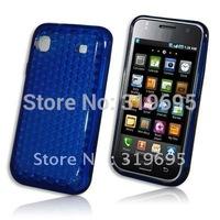 Diamond Blue Armor Gel Case Skin Cover Protector For Samsung Galaxy S i9000