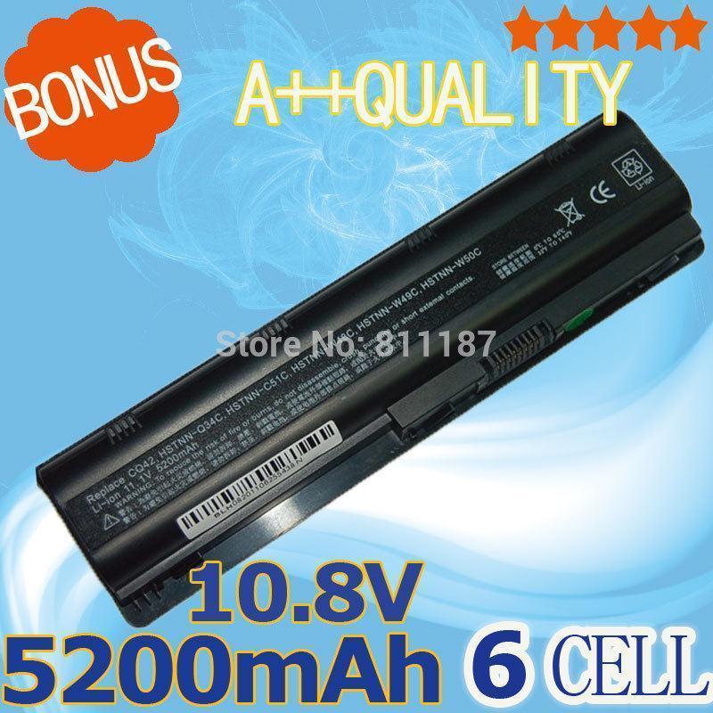 5200mAh Battery for HP Pavilion DV3 DM4