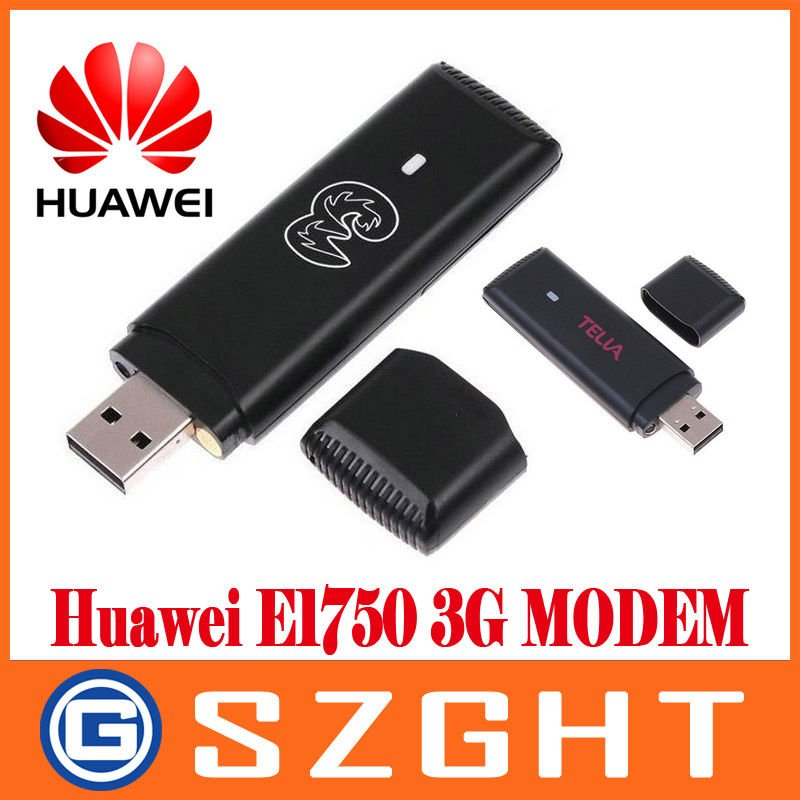Huawei E1750 WCDMA 3G Wireless Network Card USB Modem Adapter for PC Tablet SIM Card HSDPA EDGE GPRS Android System Support(China (Mainland))