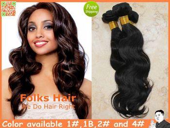 Queen Hair Factory Price Peruvian Hair Body Wave (New arrival Queen hair product)100 %Human Hair 4pcs/lot #1/1b/#2/#4 DHL Free