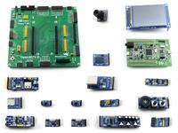 STM32 Board STM32F4DISCOVERY STM32F407VGT6 STM32F407 STM32 ARM Cortex-M4 Development Board +15 Modules Kit =Open407V-D Package B