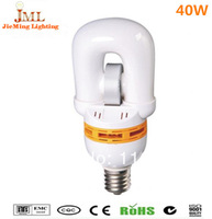 23W E27/E40 compact bulb induction lamp 2700k~6500k 85Ra 1840lm 2.65MHz, 100,000hrs  0.95, free shipping