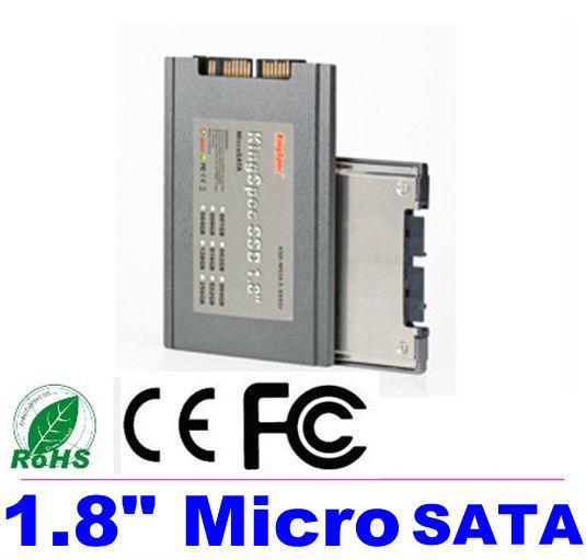 Внутренний твердотельный диск (SSD) Kingspec 1.8 SATA III SATA II SSD 8GB 2/sony IBM HP DELL NOKIA KSD-MS18.6-008MJ ssd dell 400 aqnv