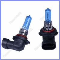 2x 9005 HB3 Xenon Halogen Auto Car Head Light Bulb Lamp Super White 12V 65W Free Shipping