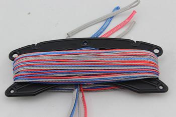 Free Shipping SK75 Quad lines 25m 250kg dyneema kite line set