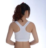 Free shipping fashion women sexy daily sports bra seamless comfortable (4pcs) female underwear 100% cotton crop tops wholesale