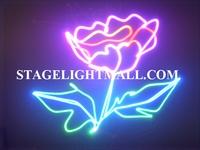 2000mW 2w RGB 30K pps Animation DMX 512 iShow ILDA Cable DJ Party Disco Club Bar Stage Effect Laser Lighting Free Shipping