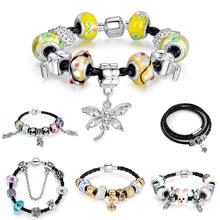 popular leather bracelets