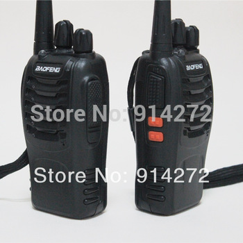 BaoFeng BF-888S Cheapest  UHF walkie talkie 5Watts+16 Channels Two Way Radio Free Shipping