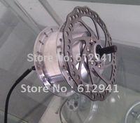 2.3kgQ100 16-28 inch electric bike BLDC front wheel motor (disc brake)