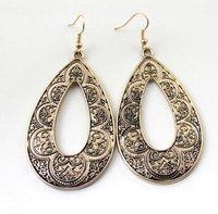 vintage gold earring 2013 fashion earrings for women wholesale charms E033TS-2